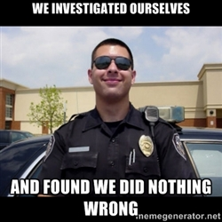 We investigated ourselves