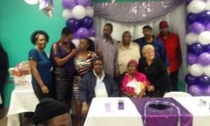 Campbell Family Celebration
