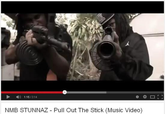 Pull Out The Stick