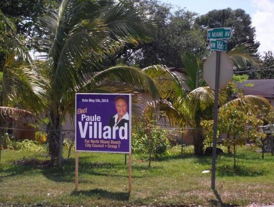 Villard sign violation