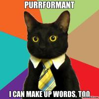 purrformant