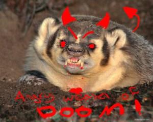 Angry Weasel of Doom