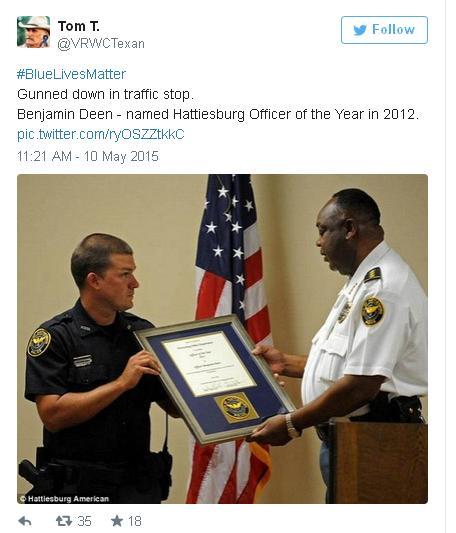 Benjamin Deen RIP