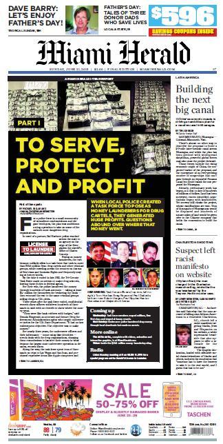 Miami Herald 06-21-15