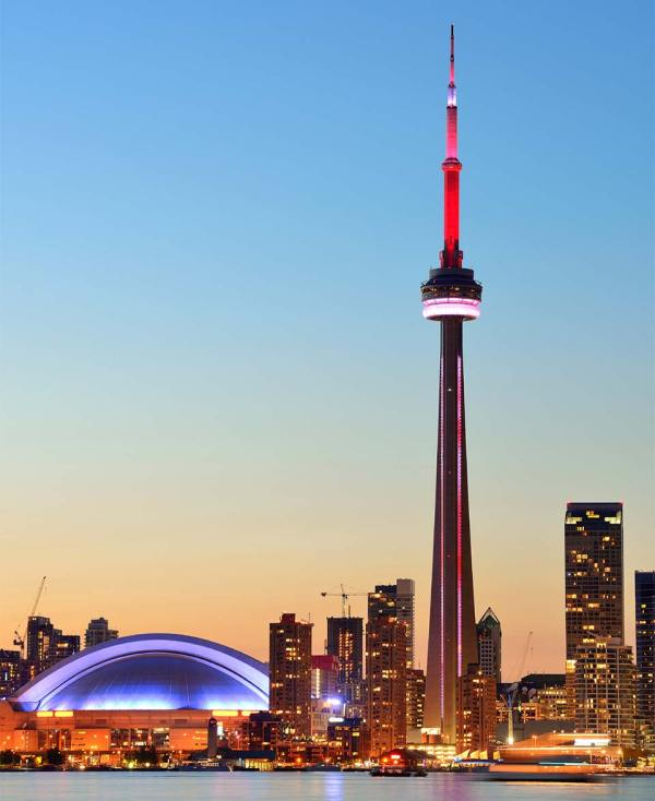 Cn Tower Highest Building In World