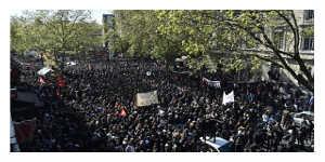 Manifestation autorisée mardi entre Bastille et la place d'Italie