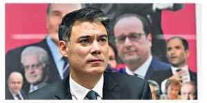 Olivier Faure Parti socialiste