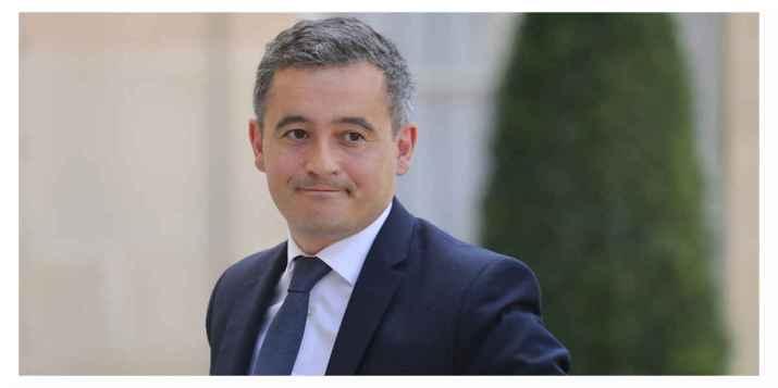 Le ministre de l'intérieur, Gérald Darmanin annonce une amende contre les guetteurs de drogue