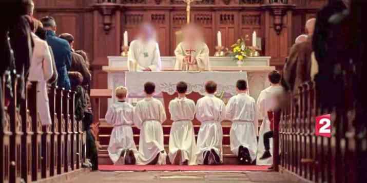 Église : Il n'est pas de secret qui tienne face au mal