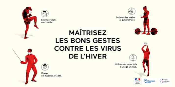La campagne de vaccination contre la grippe commence