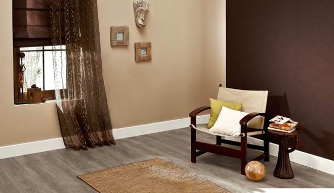 Decoration Interieur Salon Beige Marron