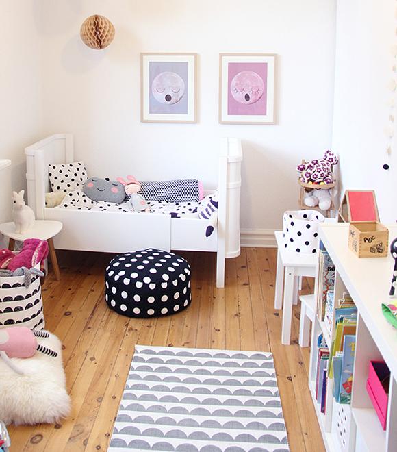 idee deco chambre petite fille 3 ans
