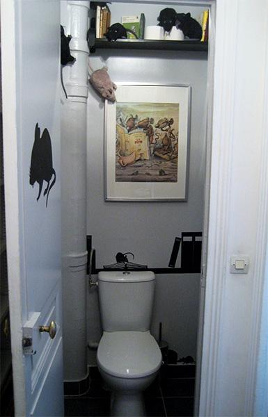Decoration De Toilette