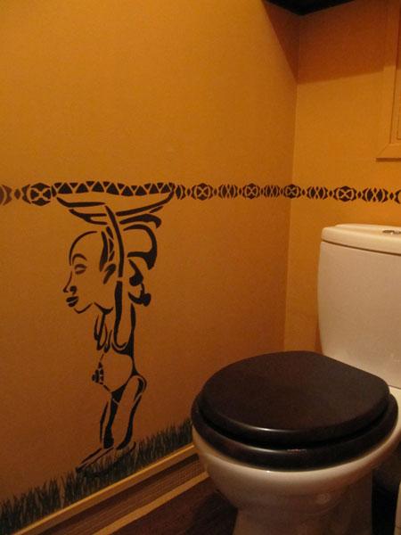 Dco Toilettes Afrique Exemples Damnagements