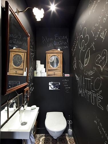 Decoration De Toilettes Zen