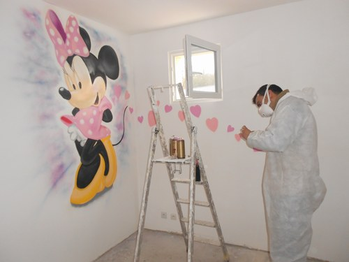 Dcoration Chambre Bebe Minnie