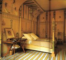 Coration Chambre Egyptienne - Exemples 'nagements