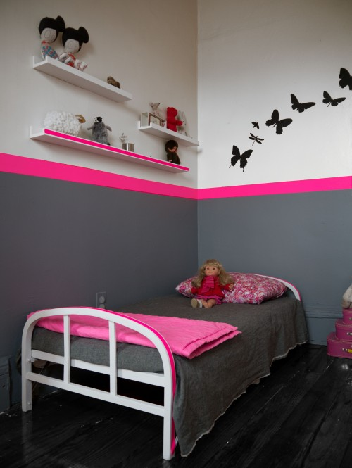 dcoration chambre fluo