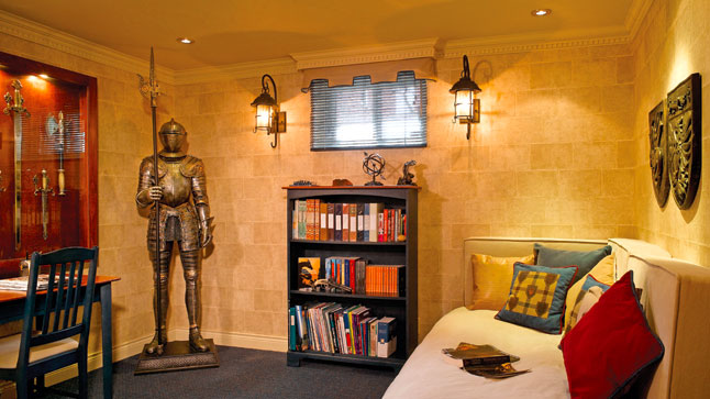 Dcoration Chambre Medieval Exemples Damnagements