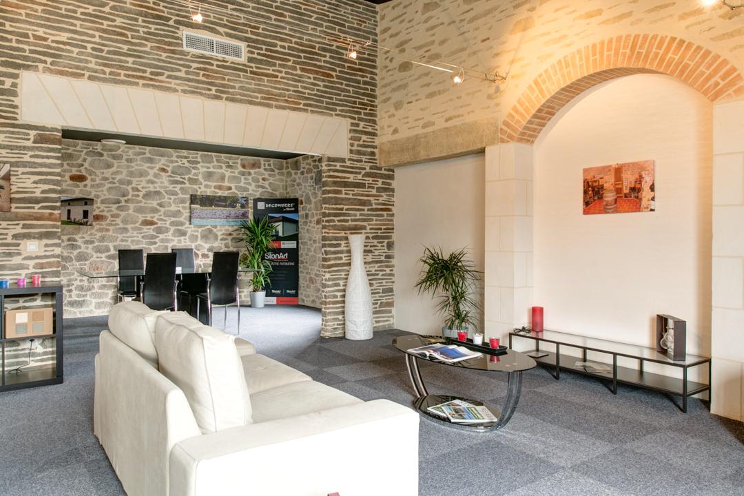 dcoration interieur maison en pierre