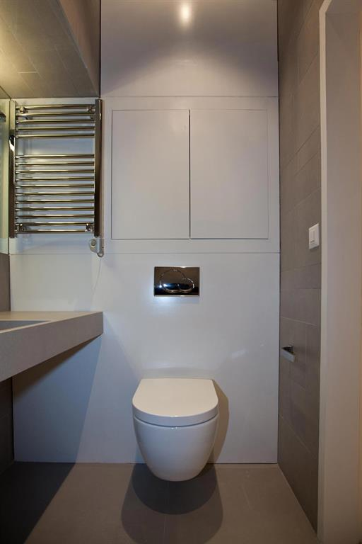 Dcoration toilettes moderne  Exemples damnagements
