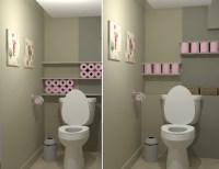 Dcoration zen pour wc - Exemples d'amnagements