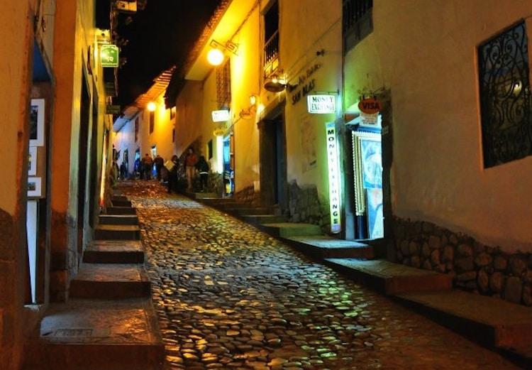 cusco san blas cuzco