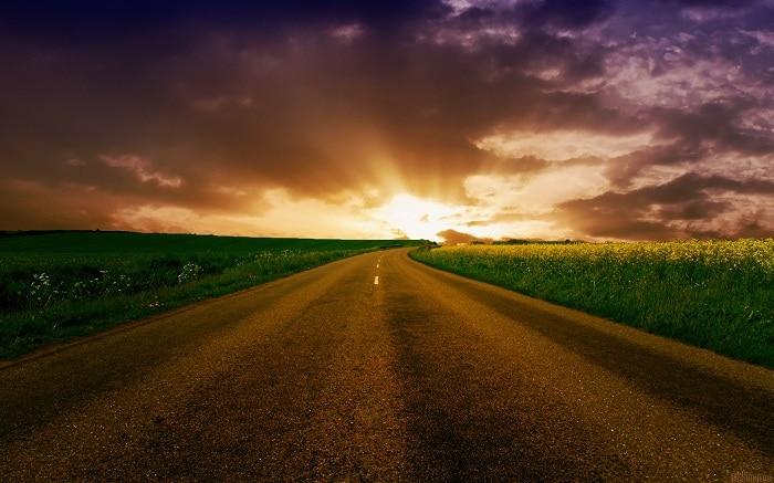 Highway to Horizon