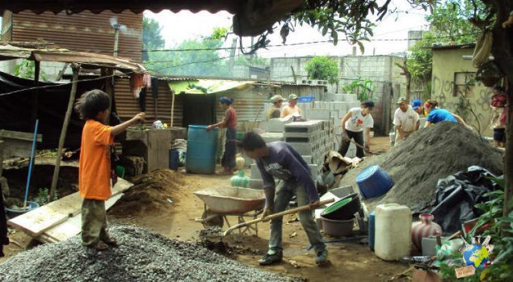 Stage humanitaire Guatemala
