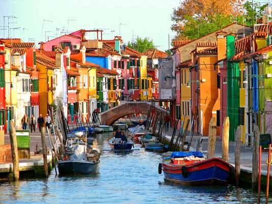 4. burano - italie