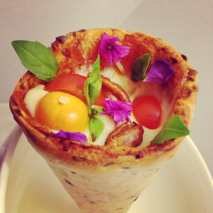 veggie pizza lima