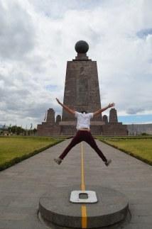 centre du monde equateur