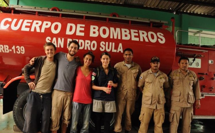 pompiers costarica