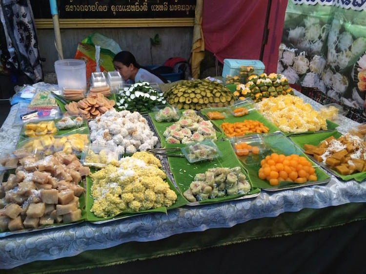 walking Street Market chiang mai