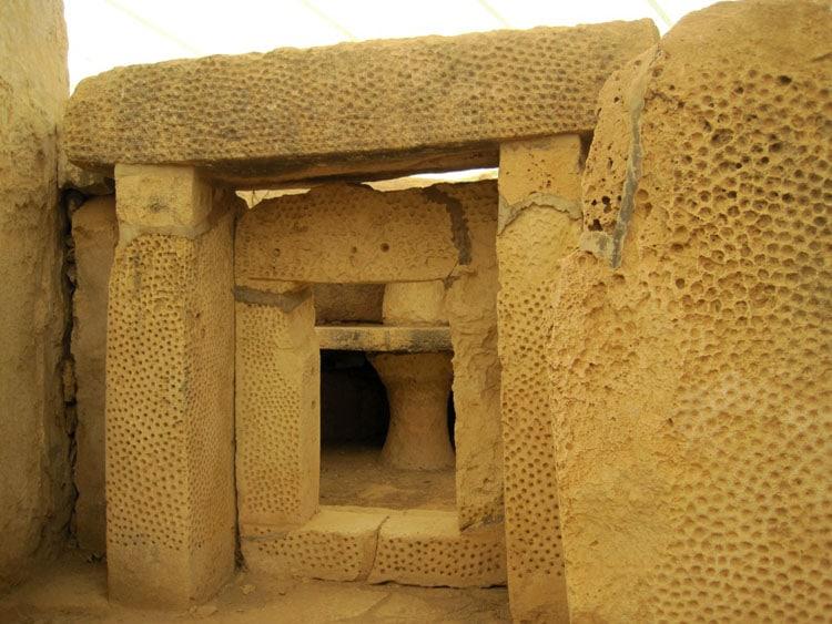 Malte - temples mégalithiques