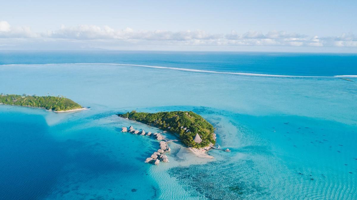 Bora Bora, l'île la plus luxueuse de Tahiti