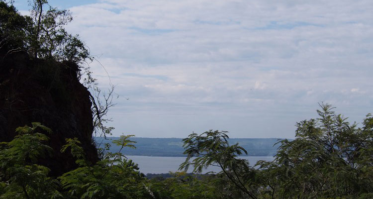 Paysages près d'Asuncion - Vivre au Paraguay