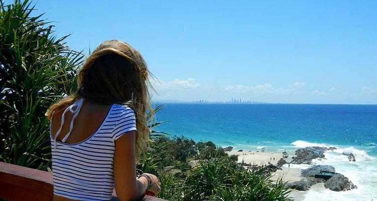 Les côtes de la Golden Coast