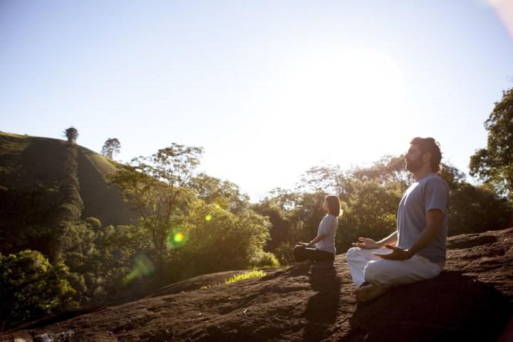 feriado retiro zen na ponto de luz
