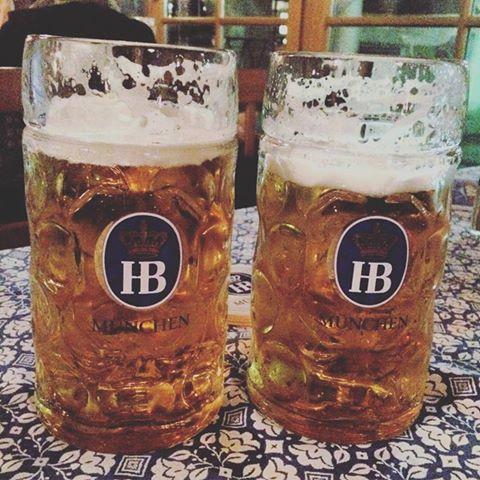 A caneca é um ótimo souvenir da Alemanha para quem aprecia cerveja