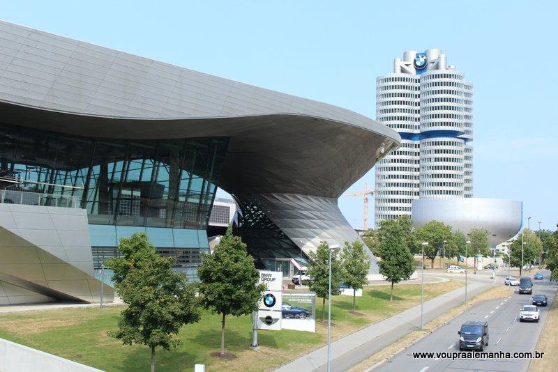 BMW em Munique
