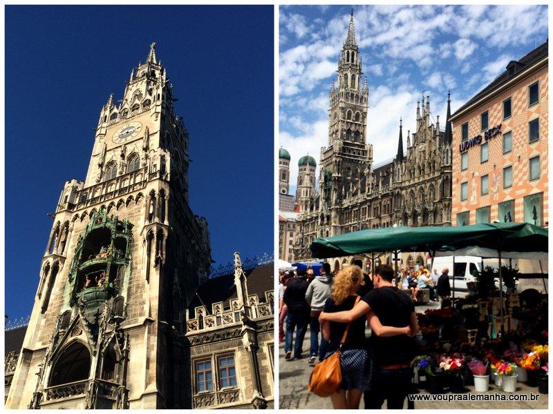 Marienplatz de Munique