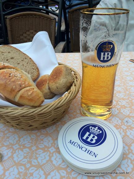 Porta-copos da Hofbräuhaus