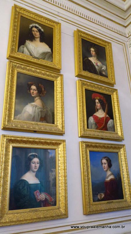 Galeria das Belezas do Rei Luís I