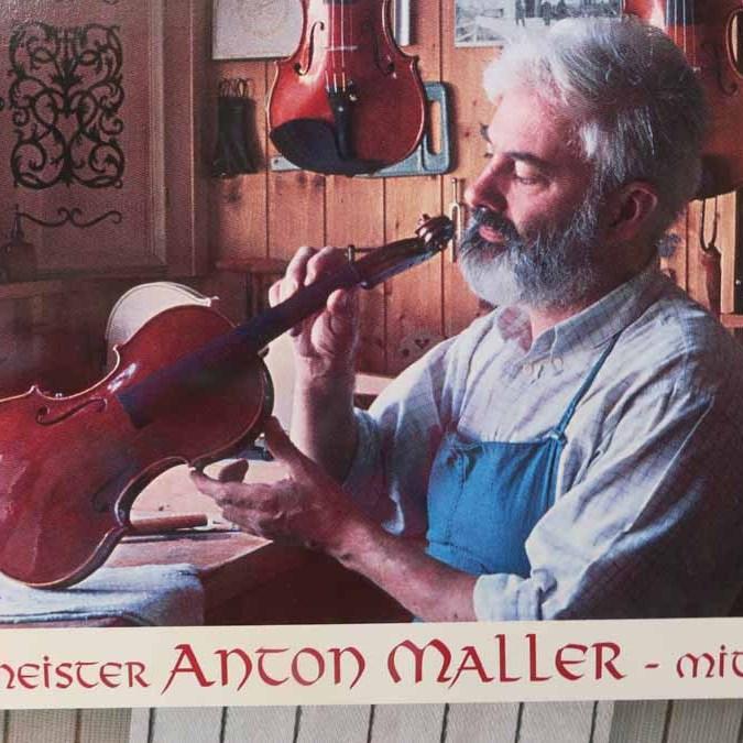 Tradição de violinos em Mittenwald