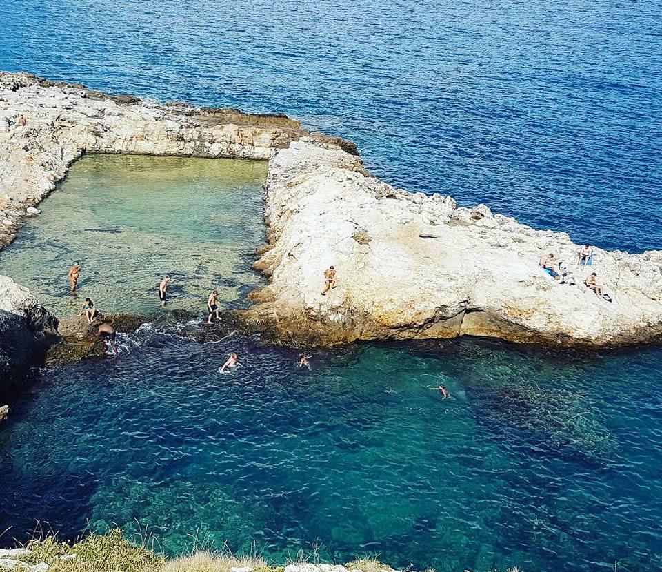 Polignano a Mare Roteiro Puglia Itlia  VoupraRoma