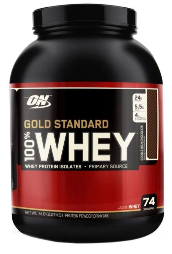 Whey protein 2.27 kg