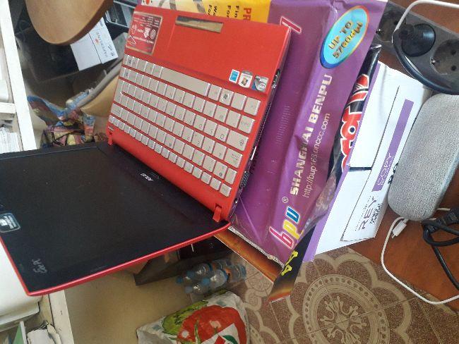 ASUS MINI RAM 1GB HDD 320 GB BATERIE 6 H