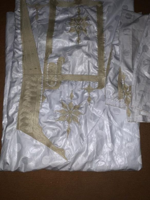دراعة وسروال من أزبي دولار جديدة ملبوسة شوي