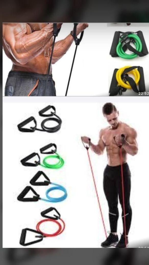 Élastique pour musculation
